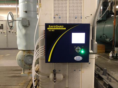 Refrigerant Monitoring