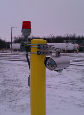 ammonia gas detection