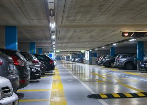 Underground Parking Garages: Gas Detection | Ventilation Systems