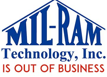 Mil-Ram Out of Business